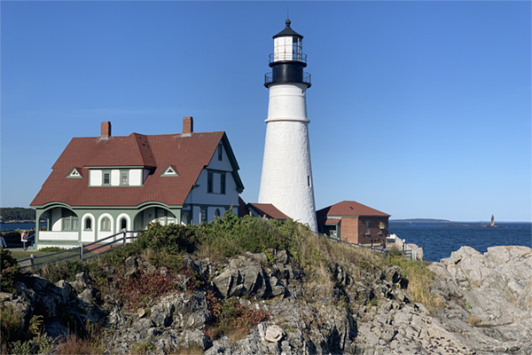 Light house image